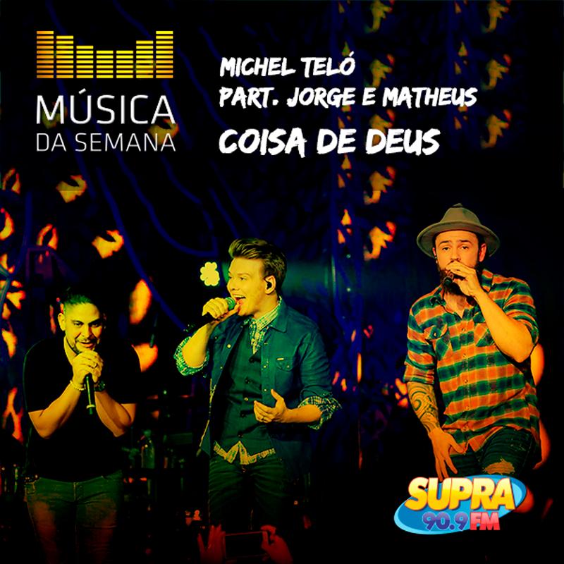 Música_da_semana-micheltello